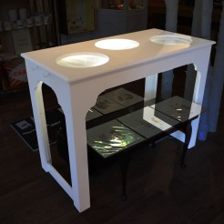 Bespoke light table