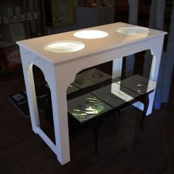 Bespoke light table